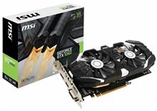 MSI GeForce GTX 1060 6GT OCV1 GDDR5 Graphics Card